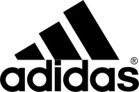Adidas logo for 10k Forest Trail Run with team brainstrust