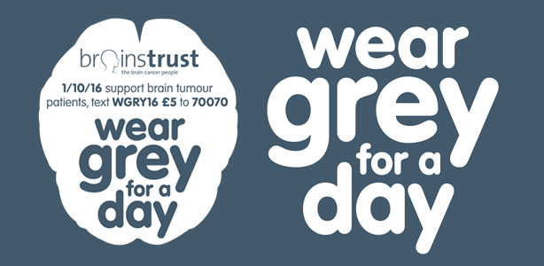 Visit our Wear Grey for a Day 2016 page
