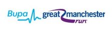 Great Manchester Run Logo