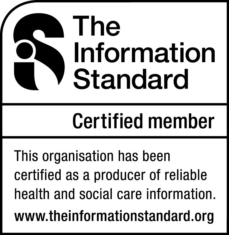 brainstrust brain tumour support uk - information standard accredited information