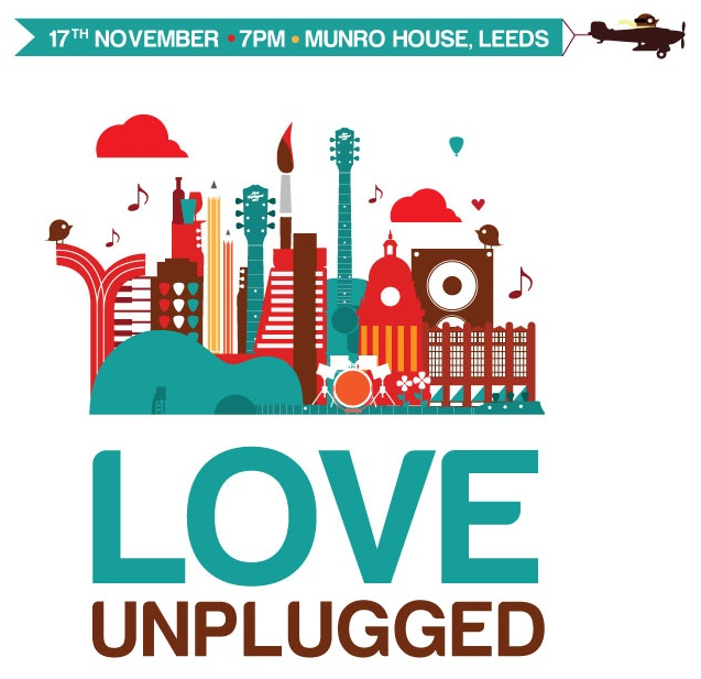 Love Unplugged Banner