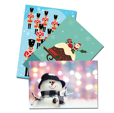 brainstrust brain tumour charity Christmas cards available now