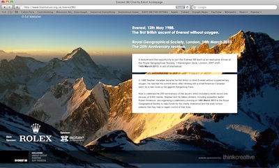 Everest 88 site