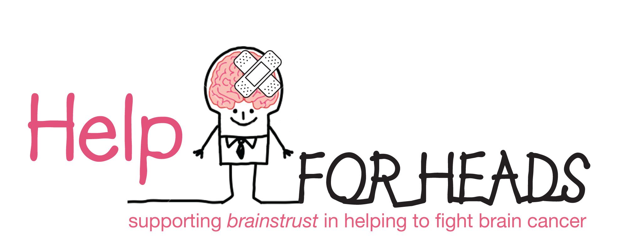 Help for heads raising funds for brain tumour support