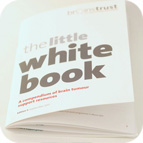 The Little White Book - directory of brain tumour support services in the UK